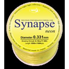 Леска SYNAPSE Neon 0,331мм 1000m