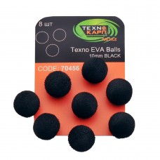 Texno EVA Balls 14mm black уп/8шт