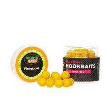"""Бойлы насадочные HookBaits """"Pineapple"""" d.14мм, 75грамм"""