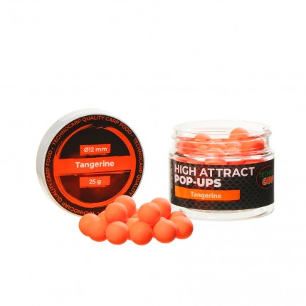 Бойлы Pop-Up Tangerine 12мм 25грамм