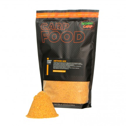 Прикормка Sweet Corn Method mix 1кг
