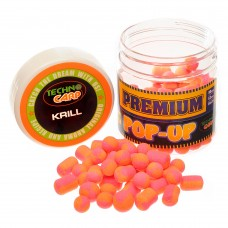 Бойлы Pop-Up Premium Krill 10,12,10*14mm. 50гр
