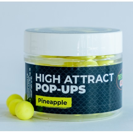 Бойлы Pop-Up Pineapple 14мм 25грамм