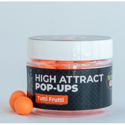 Бойлы Pop-Up Tutti-Frutti 12мм 25грамм