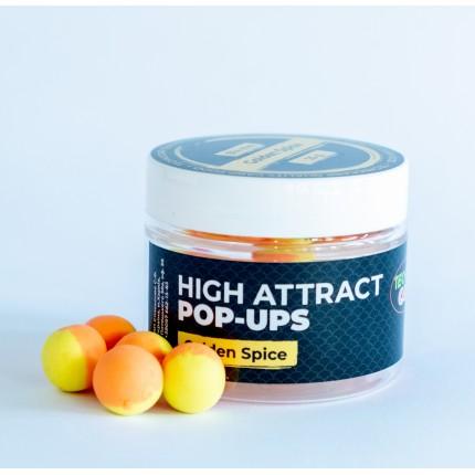 Бойлы Pop-Up Golden Spice 14мм 25грамм