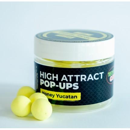 Бойлы Pop-Up Honey Yucatan 14мм 25грамм