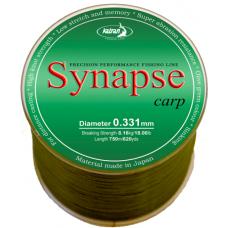 Леска Synapse CARP 0.331мм 750м