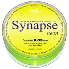 Леска SYNAPSE Neon 0,286мм 1000m
