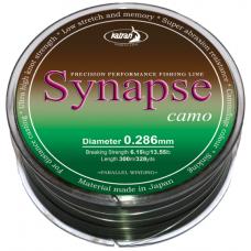 Леска Synapse CARP camo 0.255 мм 300 м