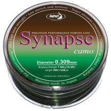 Леска Synapse CARP camo 0.309мм 300м