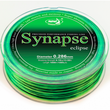 Леска Synapse Eclipse 0.286 mm 1000m ж/б