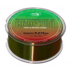 Леска Crypton Carp & method feeder 0,261 mm