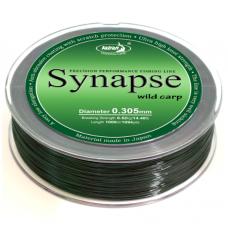 Леска SYNAPSE wild carp 0,305mm 1000m