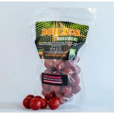 """Бойлы пылящие """"Strawberry"""" d.20 250гр"""