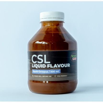 CSL Liquid Flavour Squid-Octopus 0,5L