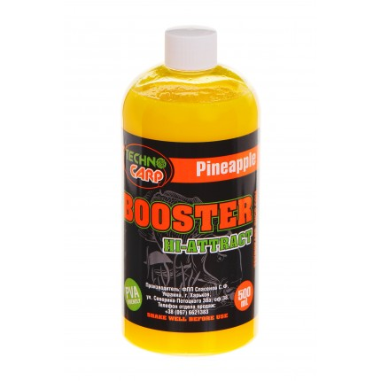 "Booster ""Pineapple"" 0.5L"