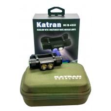 Фонарь Налобный KATRAN - WB460 (кейс+батарея)