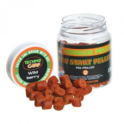 Activ Start Pellets Wild Berry 12mm 170гр