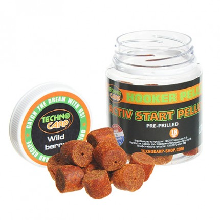 Activ Start Pellets Wild Berry 18mm 170гр